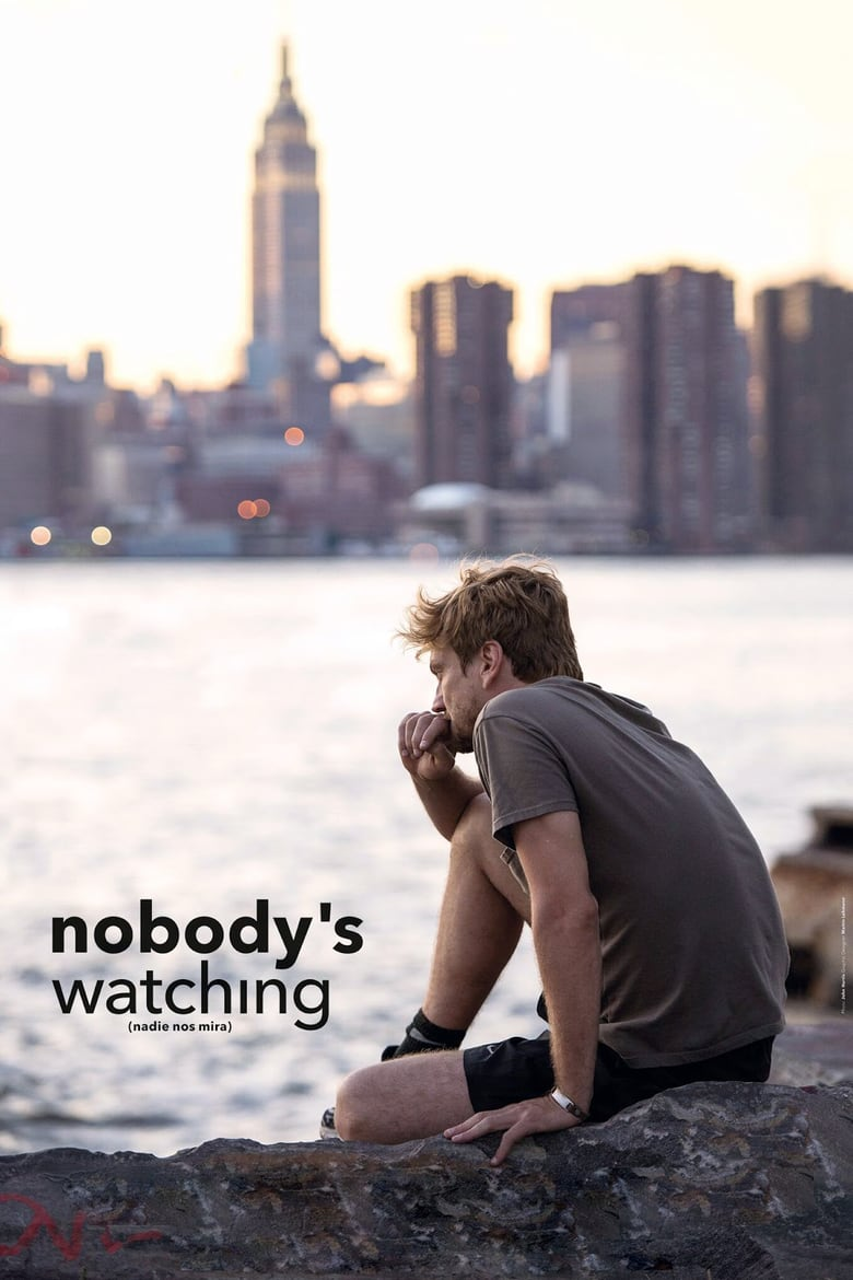 "Plakat von ""Nobody's Watching"""