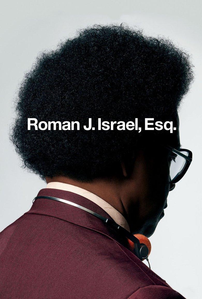 """Plakat von """"Roman J. Israel, Esq. – Die Wahrheit und nichts als die Wahrheit"""""""
