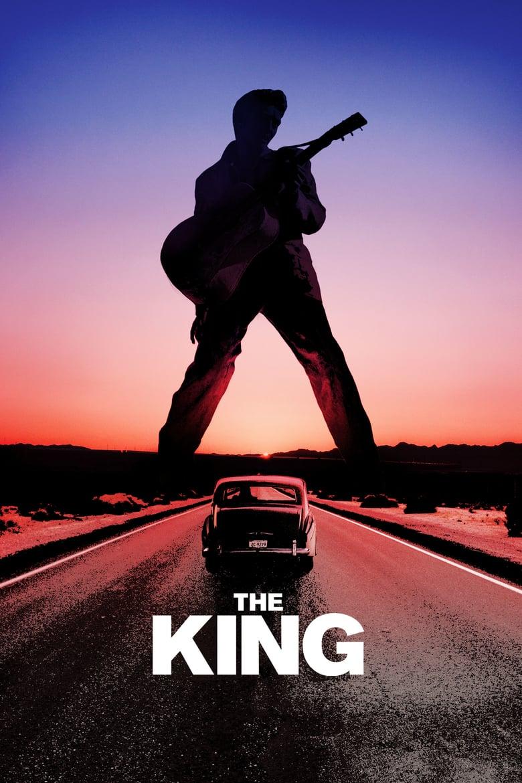 """Plakat von """"The King - Mit Elvis durch Amerika"""""""