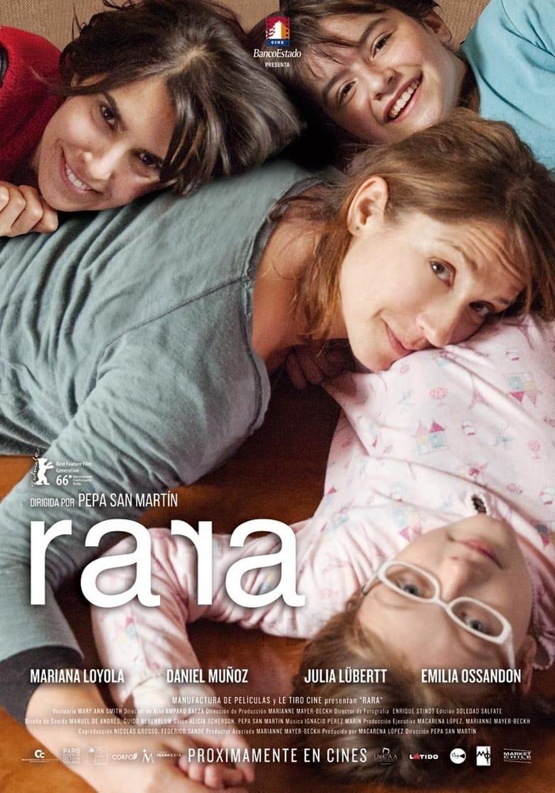 """Plakat von """"Rara"""""""
