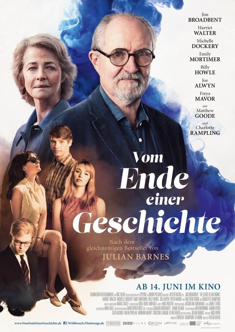 """Plakat von """"Vom Ende einer Geschichte"""""""