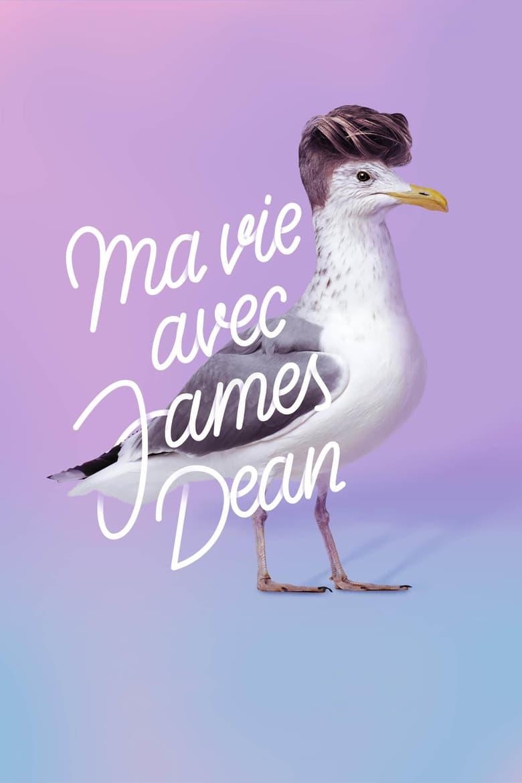"""Plakat von """"Mein Leben mit James Dean"""""""