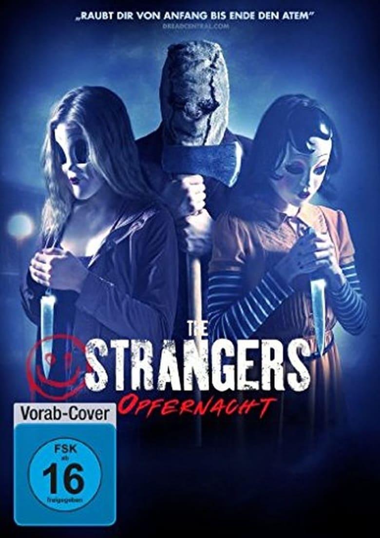 """Plakat von """"The Strangers: Opfernacht"""""""