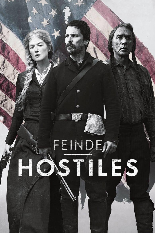 """Plakat von """"Feinde - Hostiles"""""""