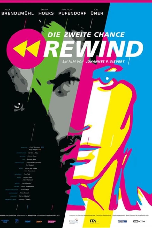 """Plakat von """"Rewind: Die zweite Chance"""""""
