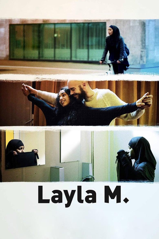 """Plakat von """"Layla M."""""""