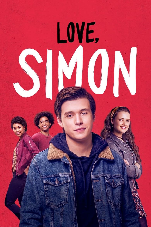 """Plakat von """"Love, Simon"""""""
