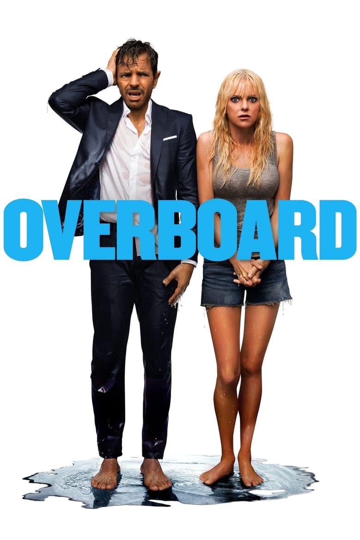 """Plakat von """"Overboard"""""""