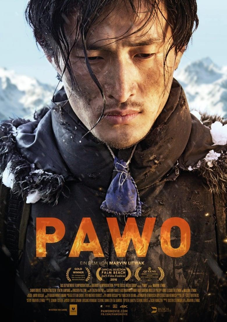 "Plakat von ""Pawo"""