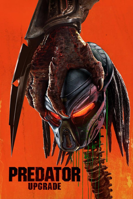"""Plakat von """"Predator - Upgrade"""""""