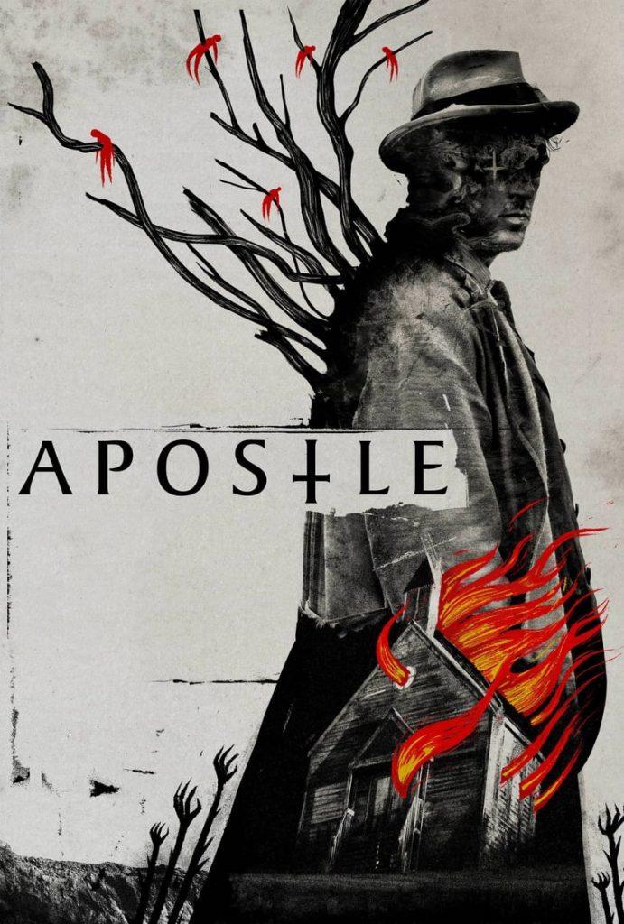 """Plakat von """"Apostle"""""""