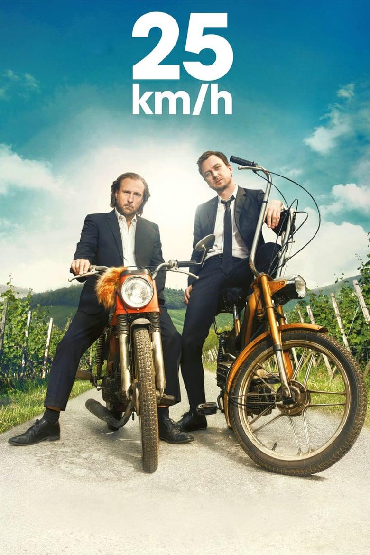 """Plakat von """"25 km/h"""""""