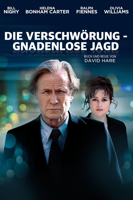 """Plakat von """"Die Verschwörung - Gnadenlose Jagd"""""""