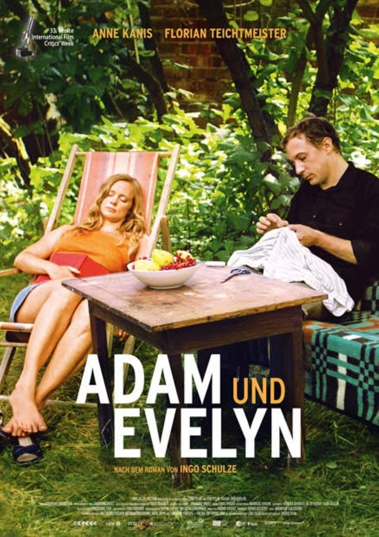 """Plakat von """"Adam & Evelyn"""""""