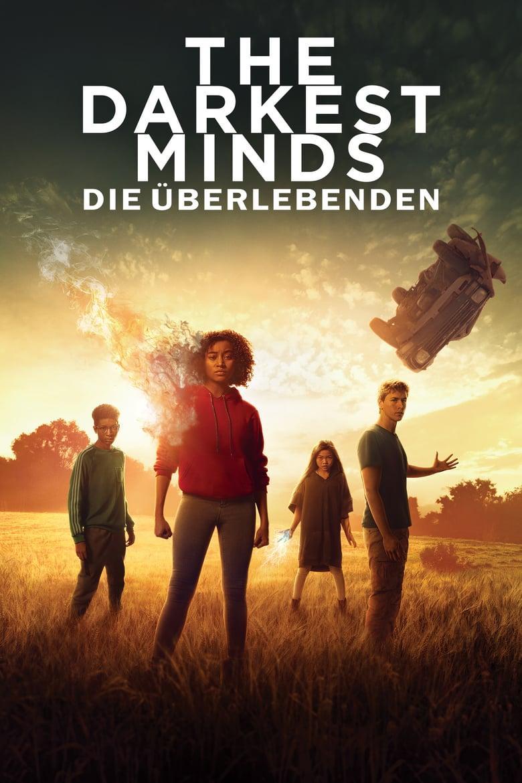 """Plakat von """"The Darkest Minds - Die Überlebenden"""""""