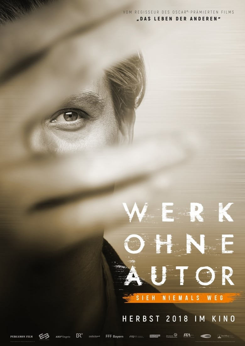 """Plakat von """"Werk ohne Autor"""""""
