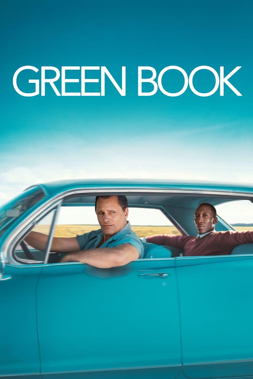 """Plakat von """"Green Book"""""""