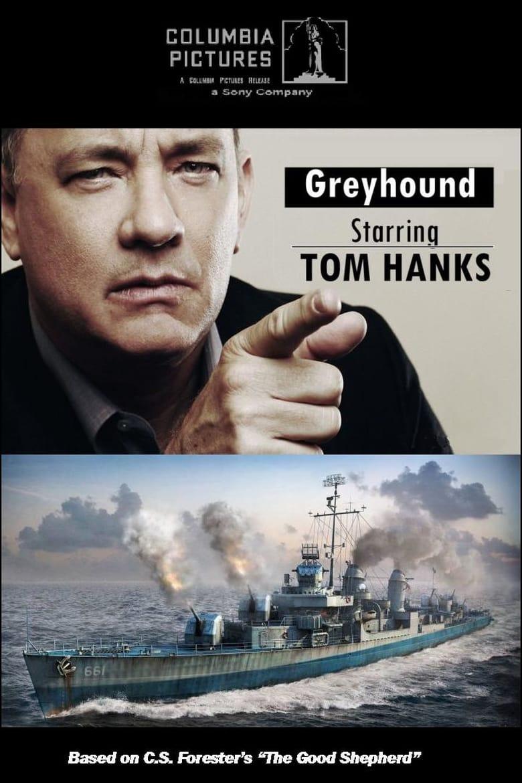 """Plakat von """"Greyhound"""""""