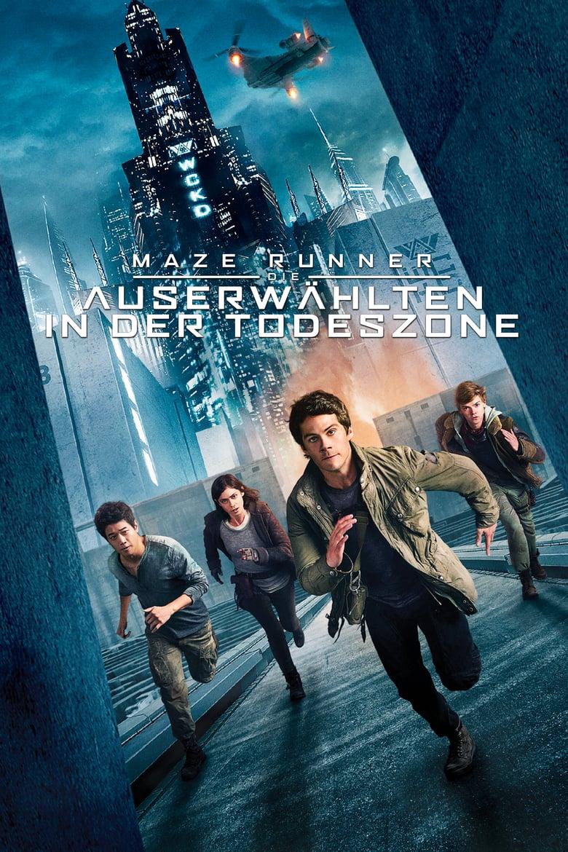 """Plakat von """"Maze Runner - Die Auserwählten in der Todeszone"""""""