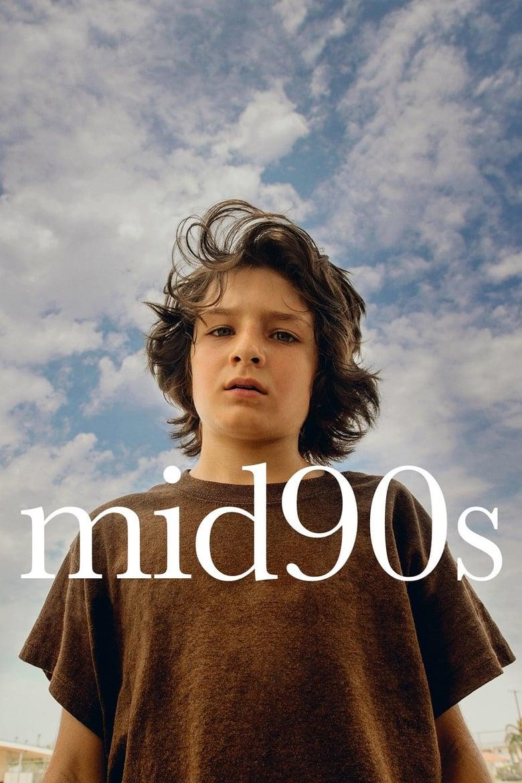 """Plakat von """"Mid90s"""""""