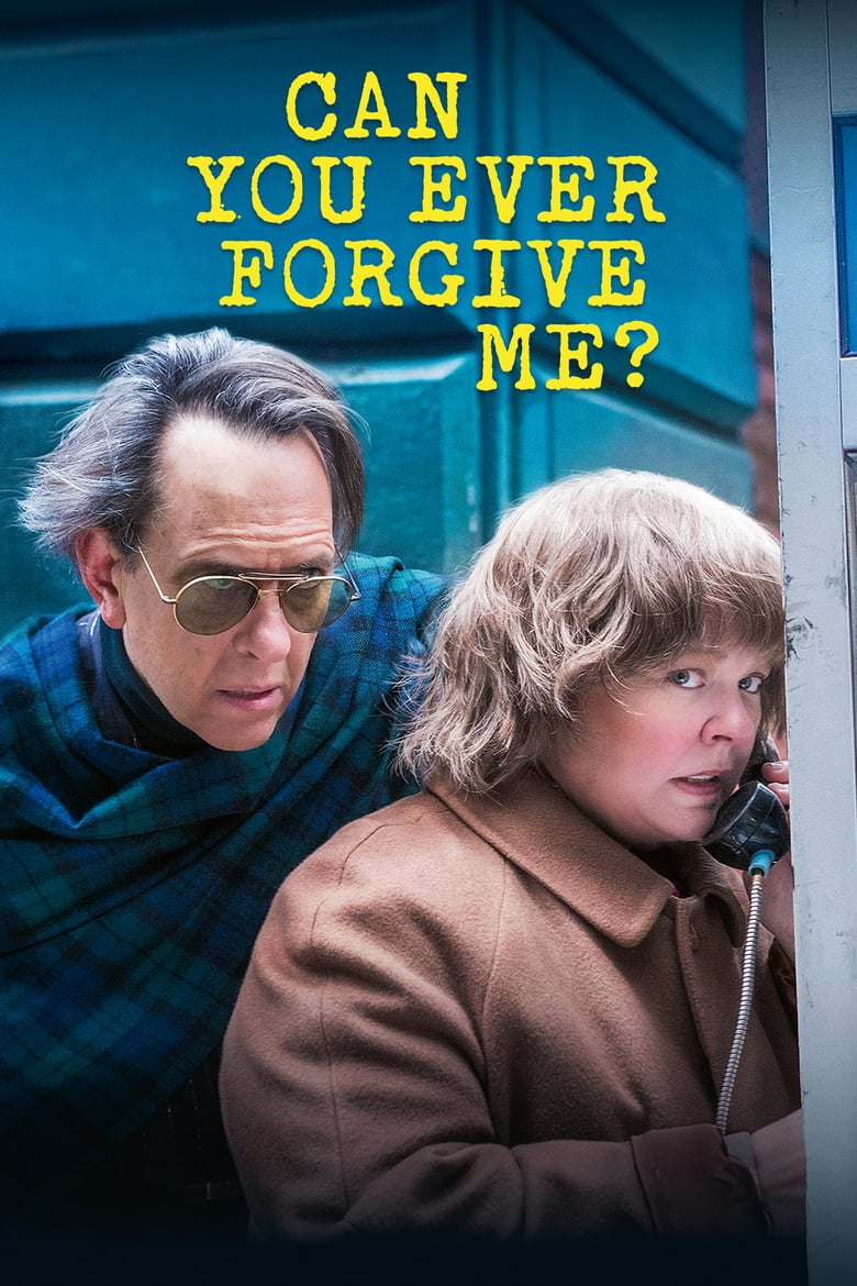 "Plakat von ""Can You Ever Forgive Me?"""