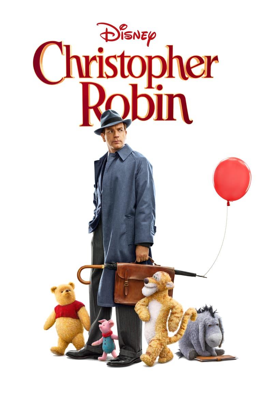 """Plakat von """"Christopher Robin"""""""