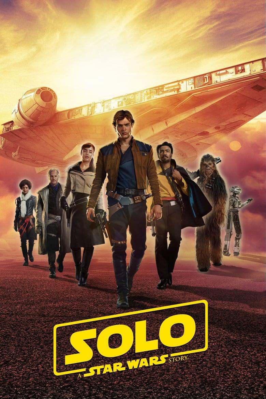 """Plakat von """"Solo – A Star Wars Story"""""""