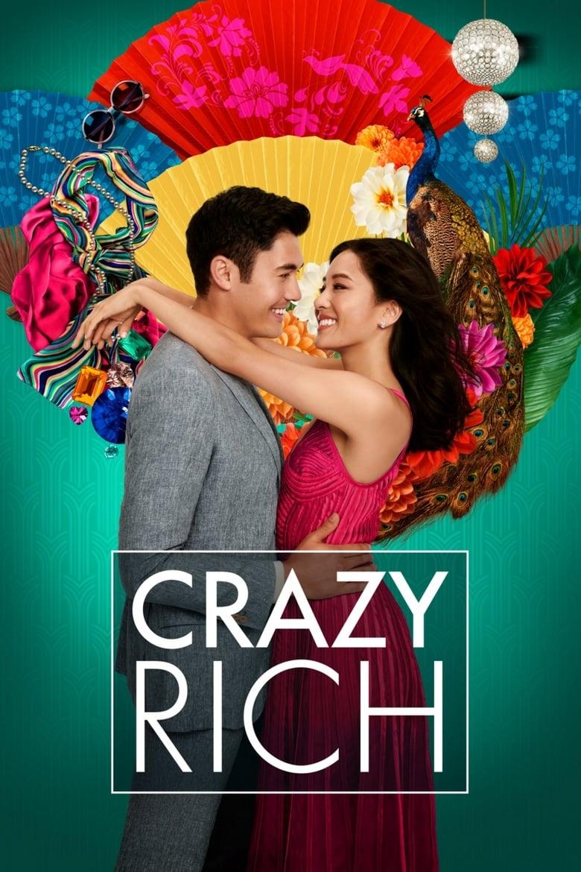 """Plakat von """"Crazy Rich"""""""