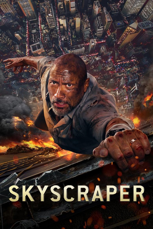 "Plakat von ""Skyscraper"""