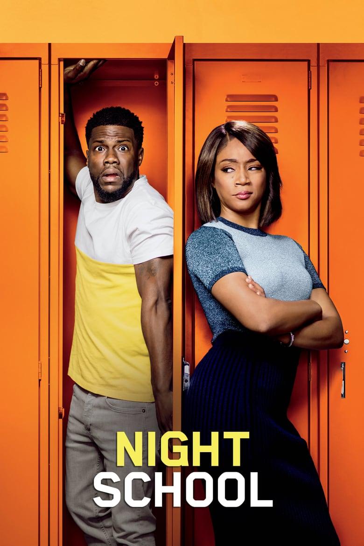 """Plakat von """"Night School"""""""