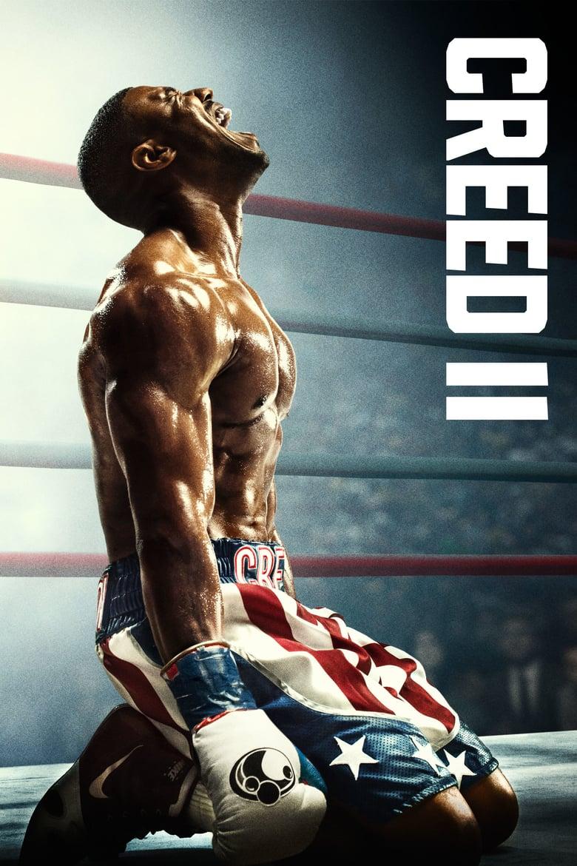 "Plakat von ""Creed II - Rocky's Legacy"""