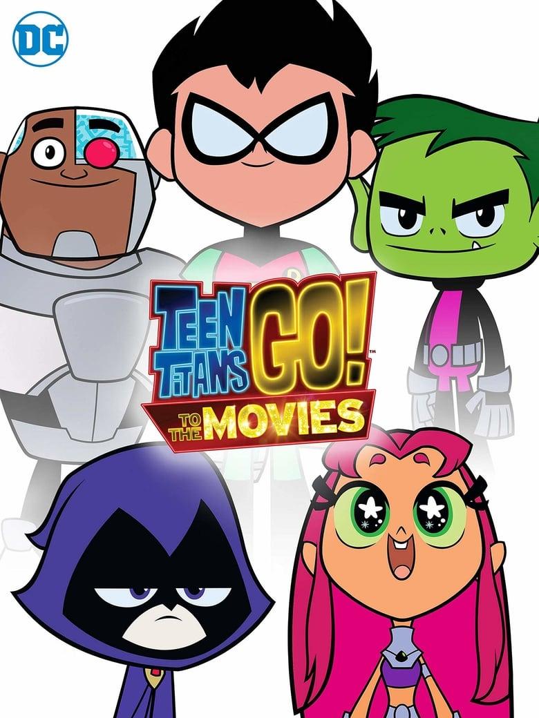 """Plakat von """"Teen Titans Go! To the Movies"""""""