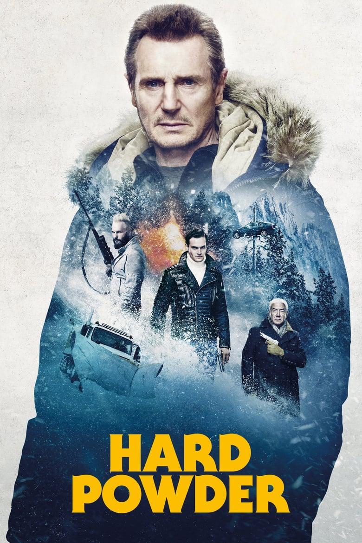 """Plakat von """"Hard Powder"""""""
