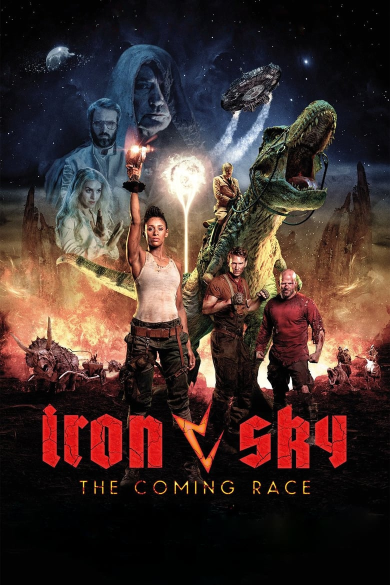 "Plakat von ""Iron Sky: The Coming Race"""