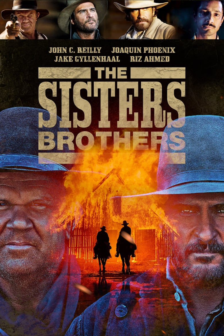 """Plakat von """"The Sisters Brothers"""""""