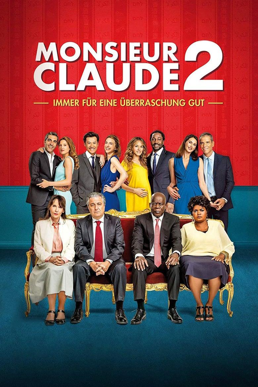 """Plakat von """"Monsieur Claude 2"""""""