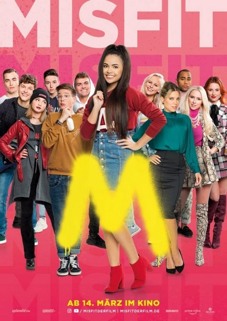 "Plakat von ""Misfit"""