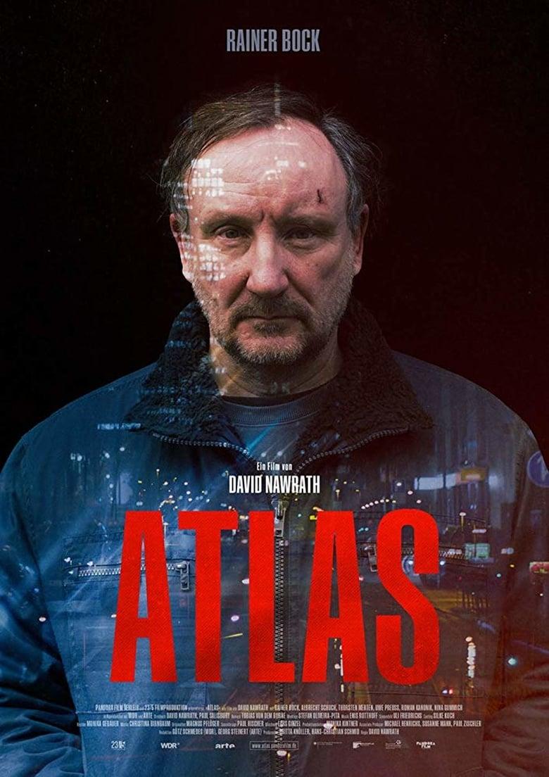 """Plakat von """"Atlas"""""""