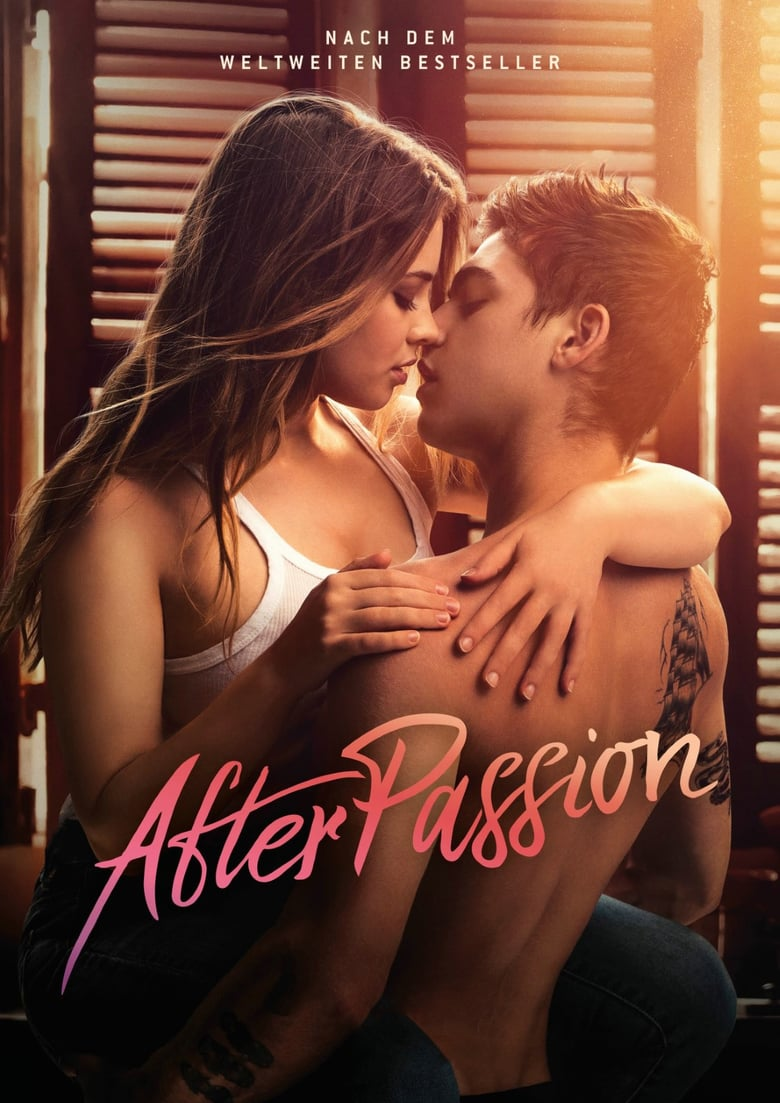 "Plakat von ""After Passion"""