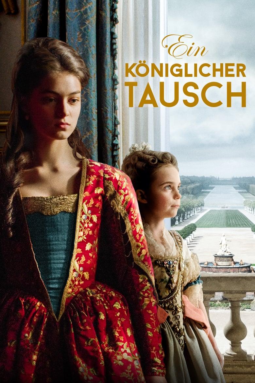 """Plakat von """"Ein Königlicher Tausch"""""""