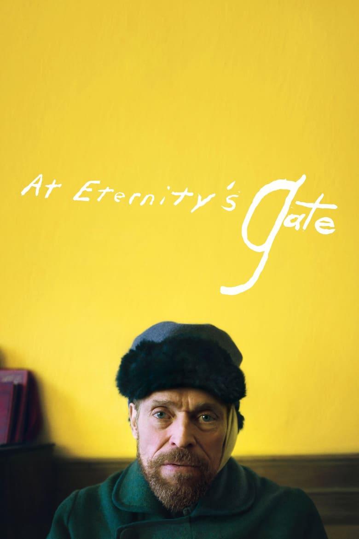 """Plakat von """"Van Gogh - An der Schwelle zur Ewigkeit"""""""