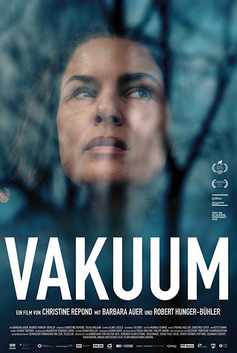 """Plakat von """"Vakuum"""""""
