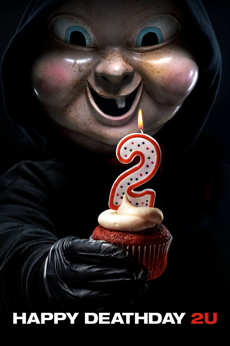 "Plakat von ""Happy Deathday 2U"""