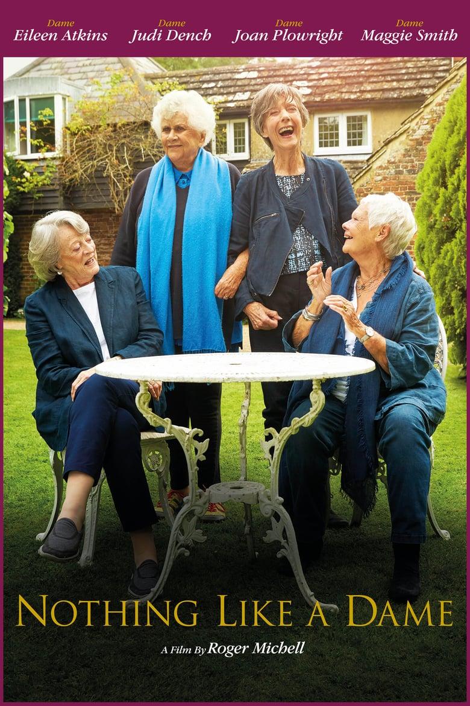 """Plakat von """"Tea With Dames – Ein unvergesslicher Nachmittag"""""""