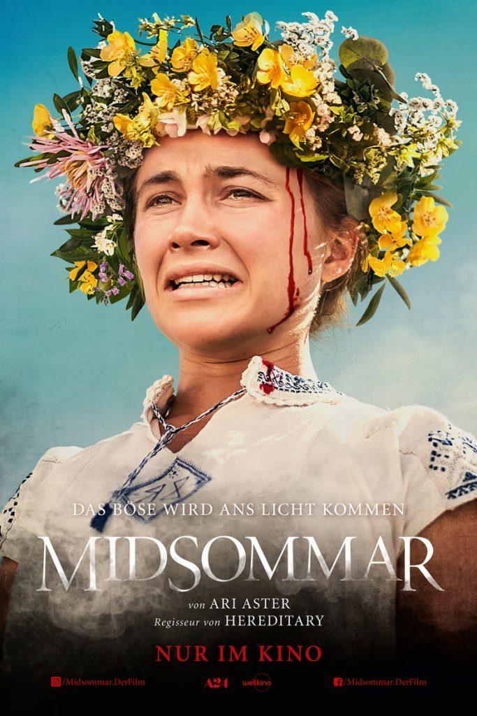 """Plakat von """"Midsommar"""""""