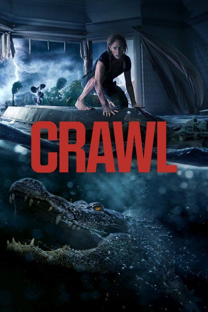 "Plakat von ""Crawl"""