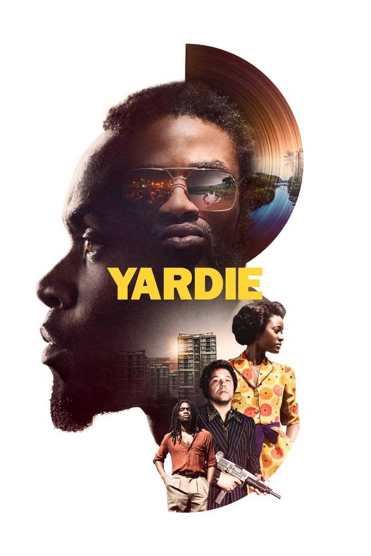 """Plakat von """"Yardie"""""""