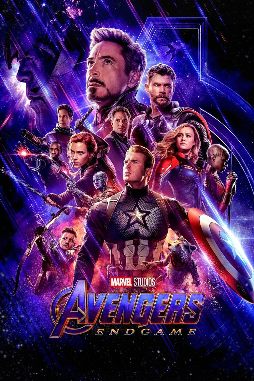 """Plakat von """"Avengers: Endgame"""""""