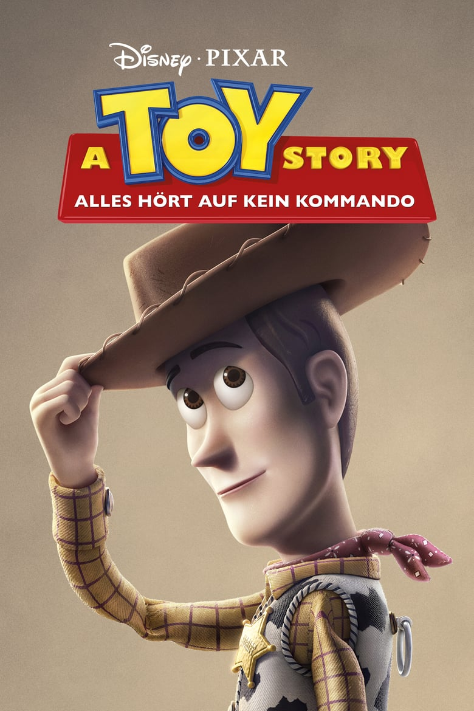 """Plakat von """"A Toy Story: Alles hört auf kein Kommando"""""""