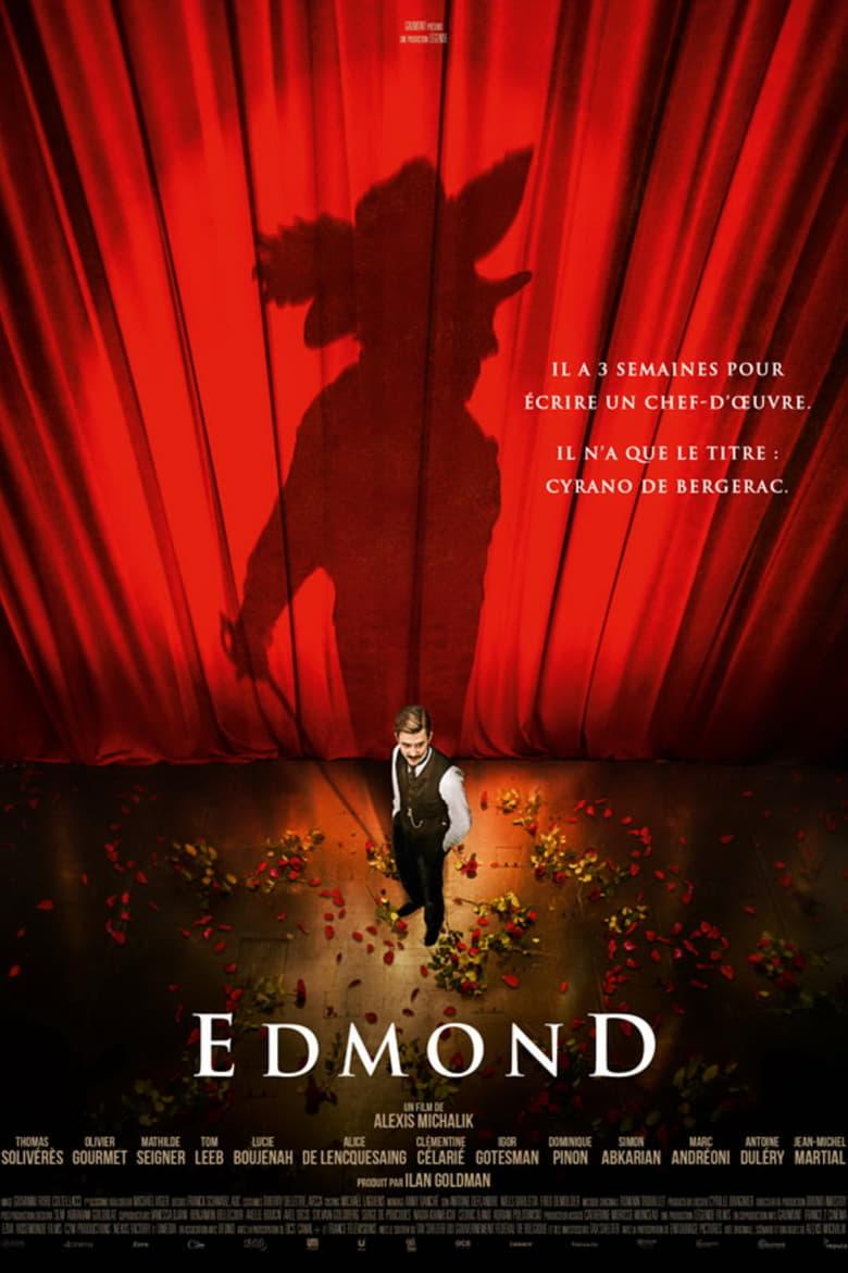 """Plakat von """"Vorhang auf für Cyrano"""""""